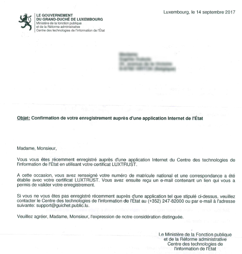 courrier-confirmation-enregistrement